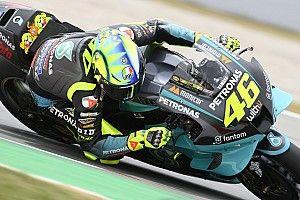 """Rossi: """"Espero seguir en Alemania como en el test de Barcelona"""""""