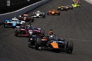 """O'Ward: """"We just weren't fast enough"""" to win Indy 500"""
