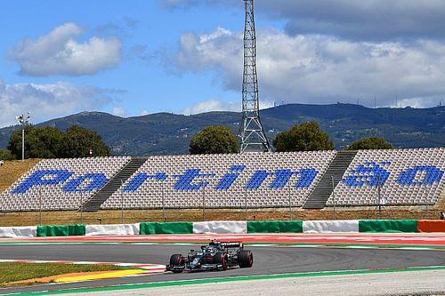 Uitslag: Tweede training F1 Grand Prix van Portugal