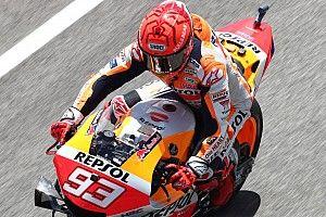 """Márquez: """"No estoy listo para pelear por el podio, pero sí para estar cerca"""""""