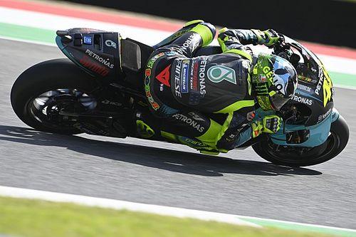 Аэродинамические элементы появились на комбинезонах MotoGP