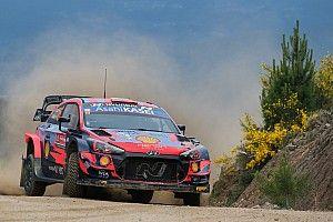 WRC, Rally Portogallo, PS15: Sordo si avvicina a Evans