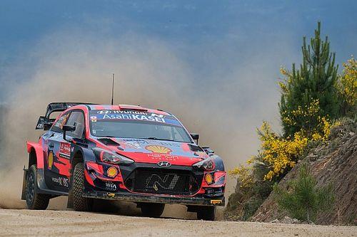 Sordo, a por la victoria en el Rally de Portugal