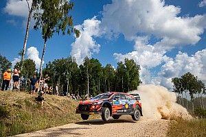WRC, Rally Estonia, PS22: Neuville si avvicina a Breen