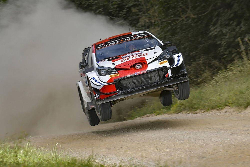 WRC, tegola Toyota: Katsuta deve saltare il Rally dell'Acropoli