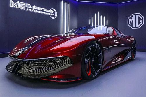 MG Cyberster concept has chance of production