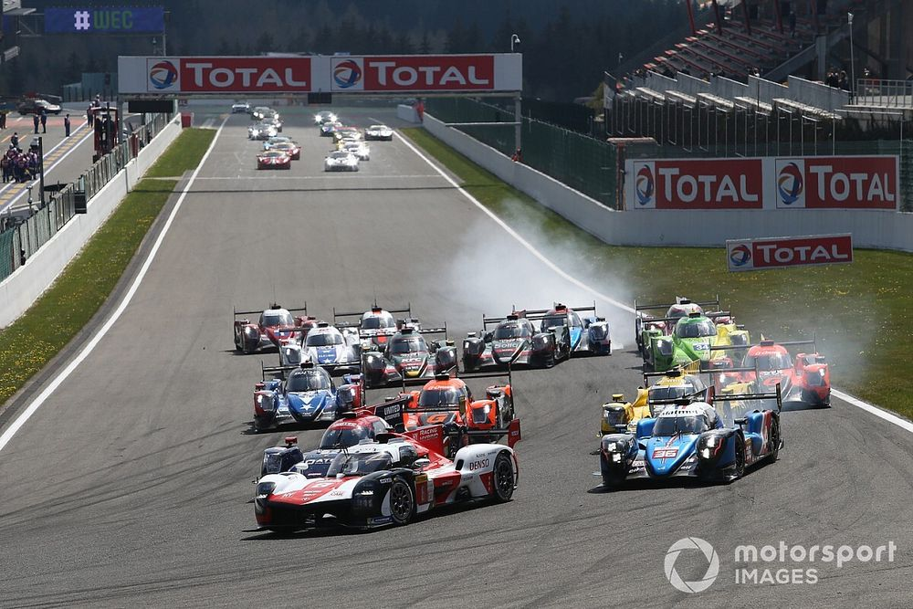 The philosophical problems the WEC's new Hypercar class is already facing