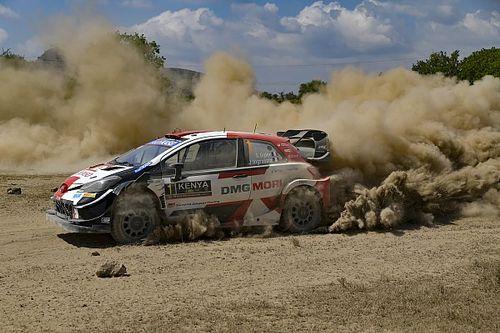 WRC, Safari Rally, PS17: Ogier vola in testa alla gara