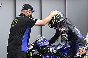 Las mejores imágenes de la clasificación de MotoGP de Assen