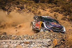 Neuville, Ogier both hit trouble on Rally Turkey