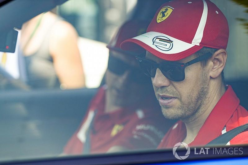 Vettel: közelében sem vagyunk annak, ahol a Mercedes volt az utóbbi években