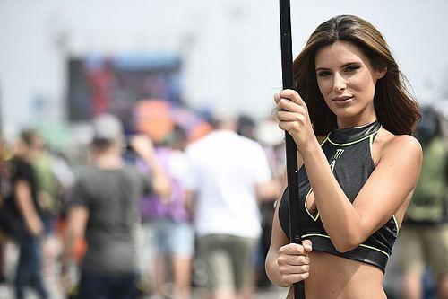Fotogallery: ecco le grid girl del GP di Repubblica Ceca di MotoGP