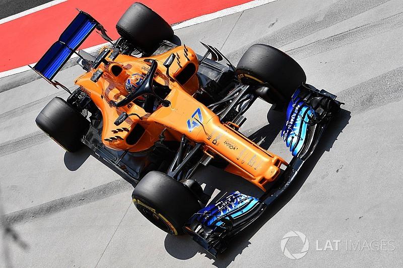 Норрис проведет первую тренировку в Спа за рулем McLaren
