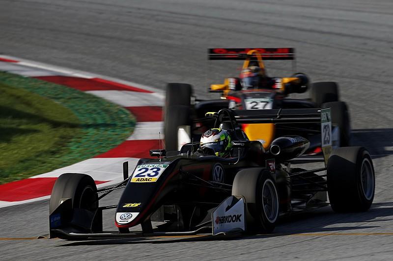 El jefe de la FIA F3
