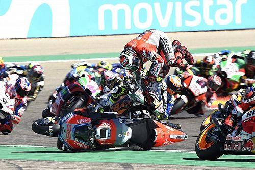 Lorenzo: Não mudei de opinião sobre incidente com Márquez