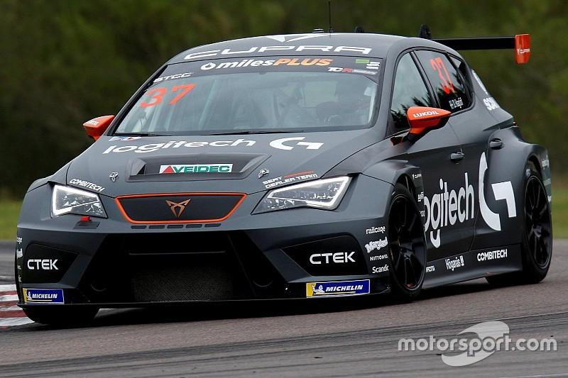Scandinavia: Haglöf conquista la pole position per Gara 1 a Rudskogen nella tripletta Cupra