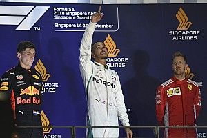 Mercedes: Hamilton silenciou críticas a seu estilo de vida