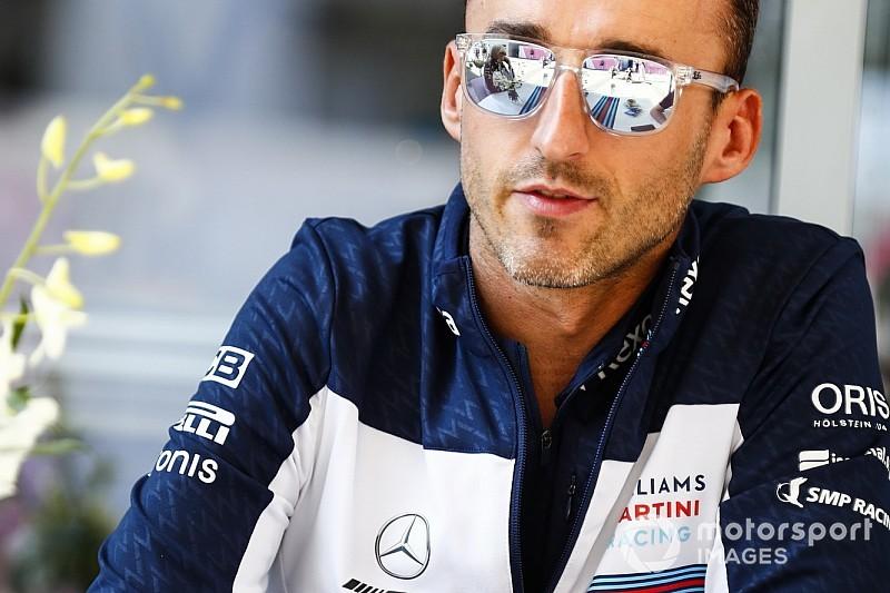 Kubica a Williams listáján van, de nem várhat decemberig