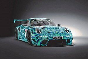 VLN7: Falken erstmals mit 2019er-Porsche am Start