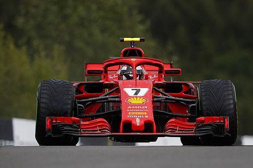 Kimi: falta de combustível custou chance de pole em Spa