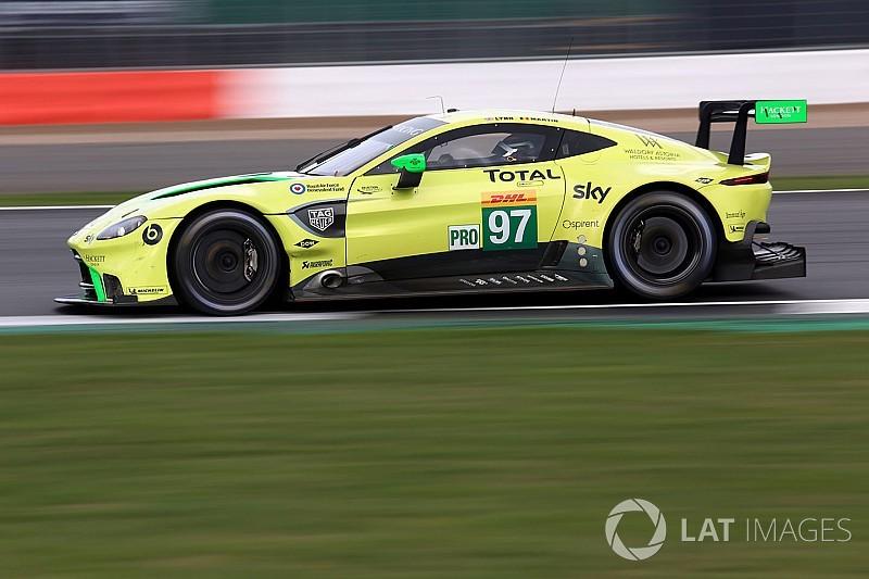 Aston Martin en net progrès, pas seulement grâce à la BoP