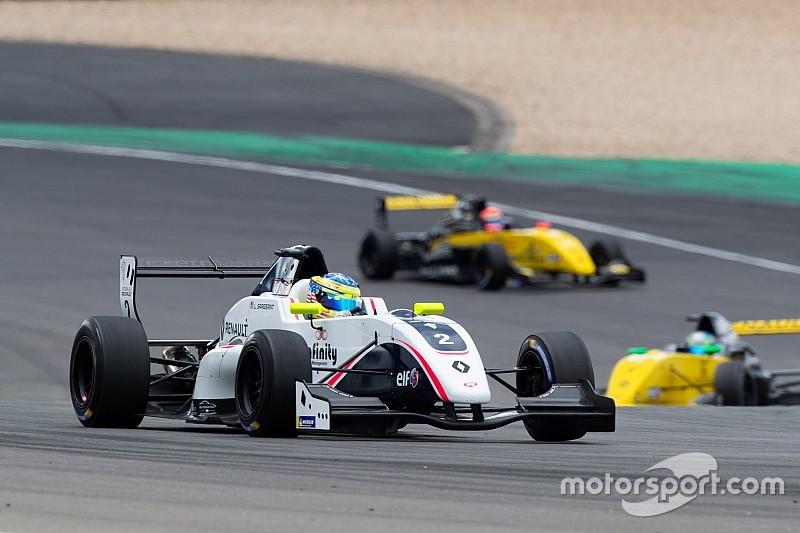 Sargeant e Fewtrell conquistano le vittorie nelle due gare del Nurburgring