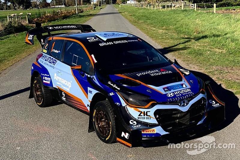 Hayden Paddons Rallye-Monster: Mit 680 PS in Neuseeland