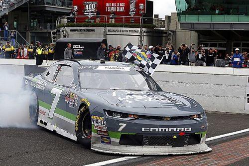 "Justin Allgaier ""estaba listo para dejar"" NASCAR antes de llegar a JRM"