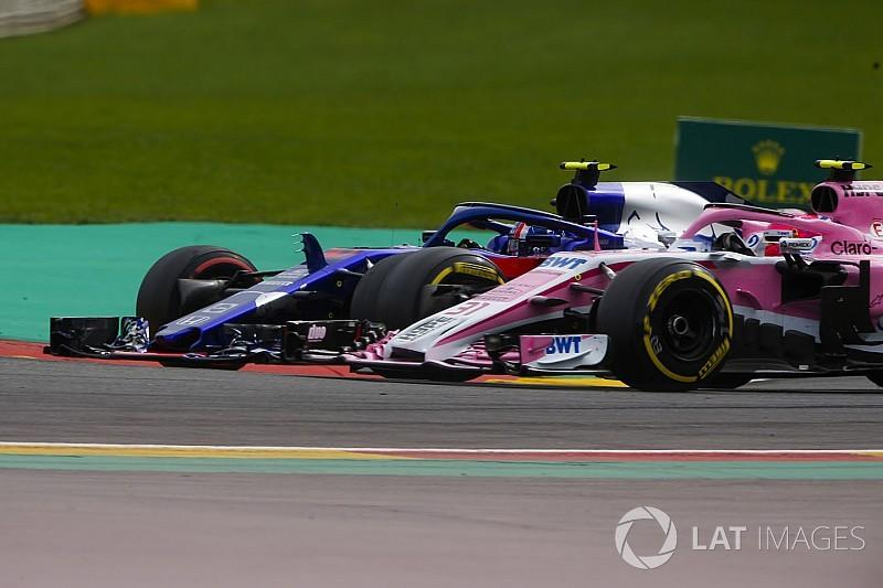 Toro Rosso n'est pas une option pour Ocon