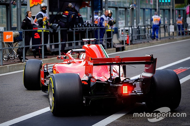 "Ferrari says engine legality matter ""completely closed"""