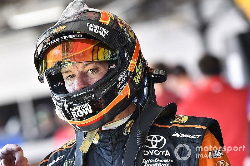 """Truex predicts Charlotte Roval """"is going to get a lot faster"""""""