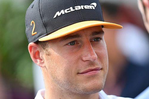 """Vandoorne está """"100% confiado"""" de su futuro a corto plazo en McLaren"""