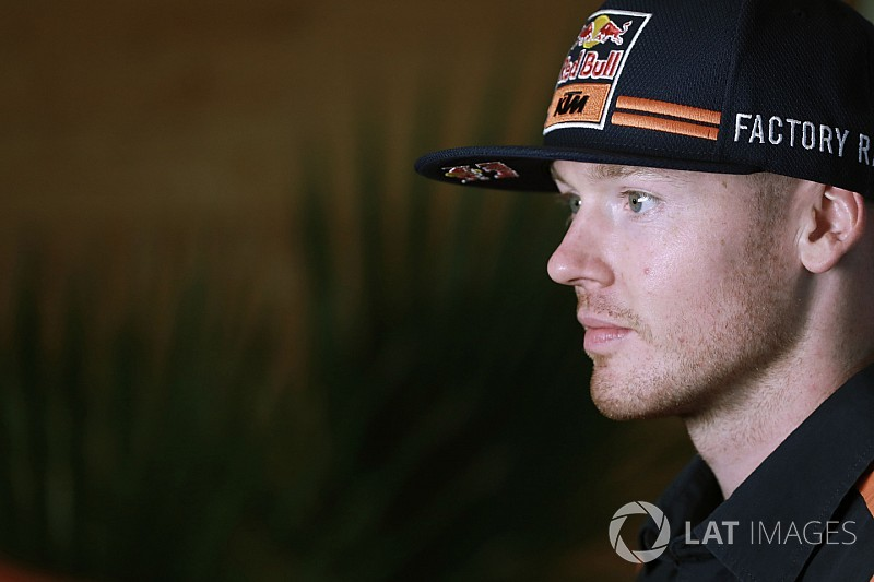 Smith sera pilote d'essais Aprilia ou Yamaha en 2019