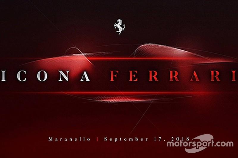 У вересні Ferrari представить новий спорткар