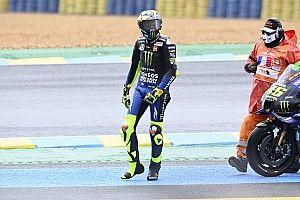 Yamaha non pensa di sostituire Rossi nelle 2 gare di Aragon