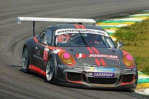 Porsche GT3 Cup: Nelson Monteiro triunfa novamente em Interlagos