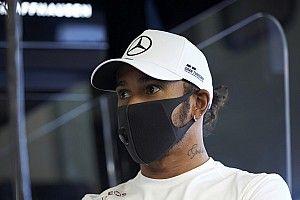 Hamilton ki fogja próbálni saját csapatának autóját