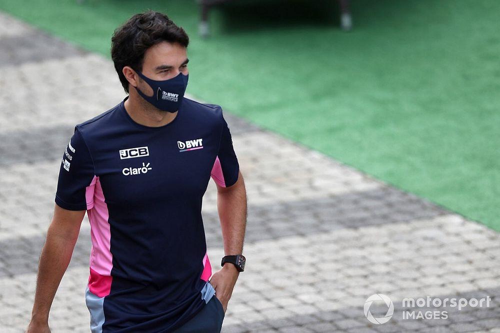 F1残留に一歩前進? セルジオ・ペレス「いくらか進展があった」