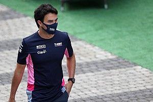 """Pérez diz que """"houve progresso"""" em negociações para futuro na F1"""