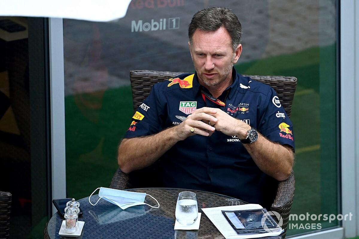 "Horner: ""Nessun motorista nuovo, parleremo con Renault"""