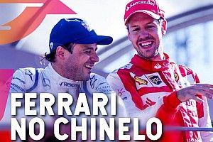 Pr1meiro Stint: Massa espera ver Vettel na frente da Ferrari