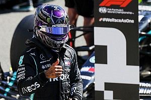 Italian GP: Hamilton grabs pole as Mercedes crushes rivals