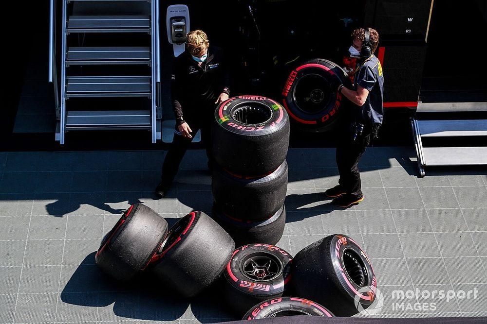 İtalya GP öncesi: Kullanılan/kullanılmayan lastikler