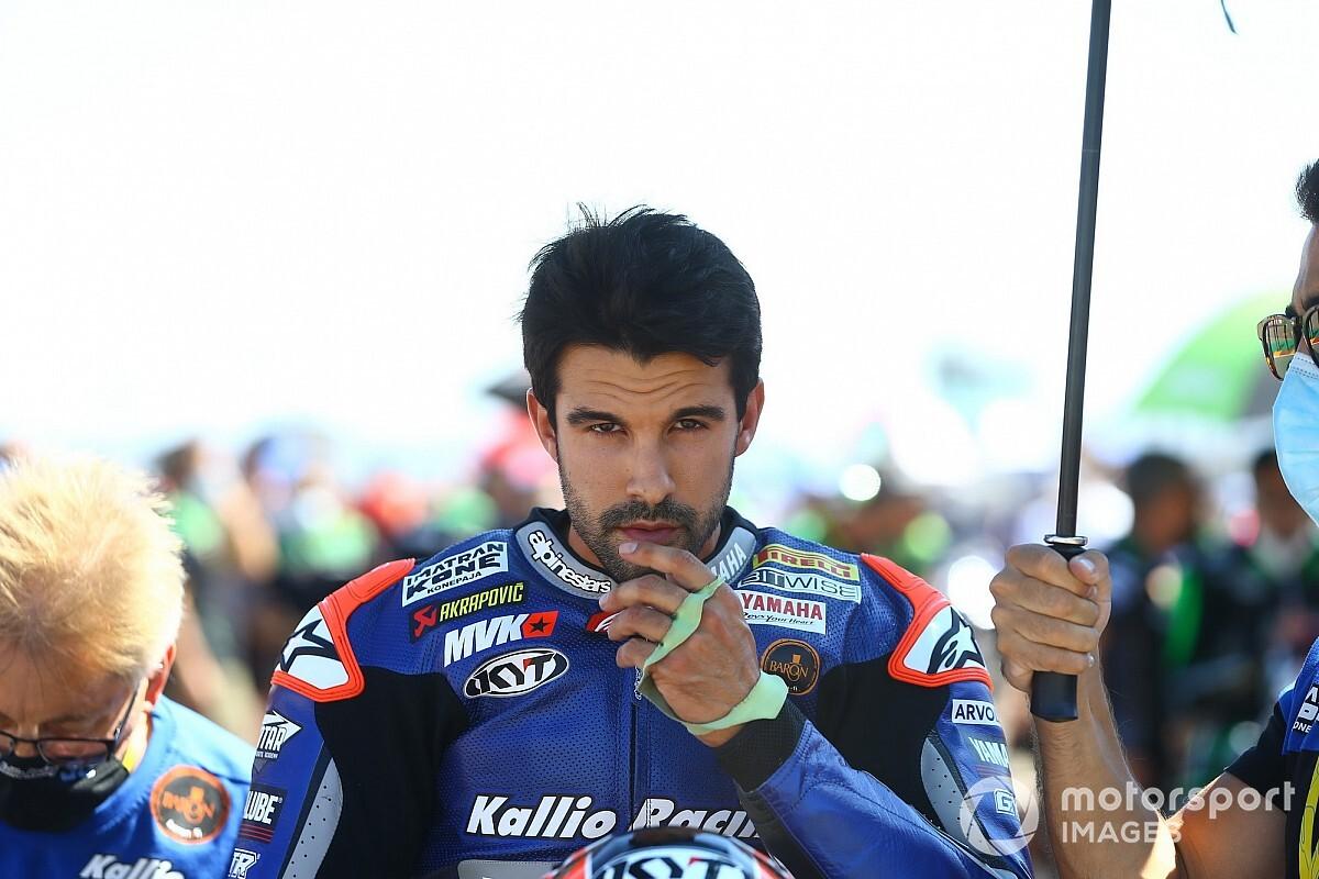 Isaac Viñales subirá al WorldSBK en 2021 con una Kawasaki