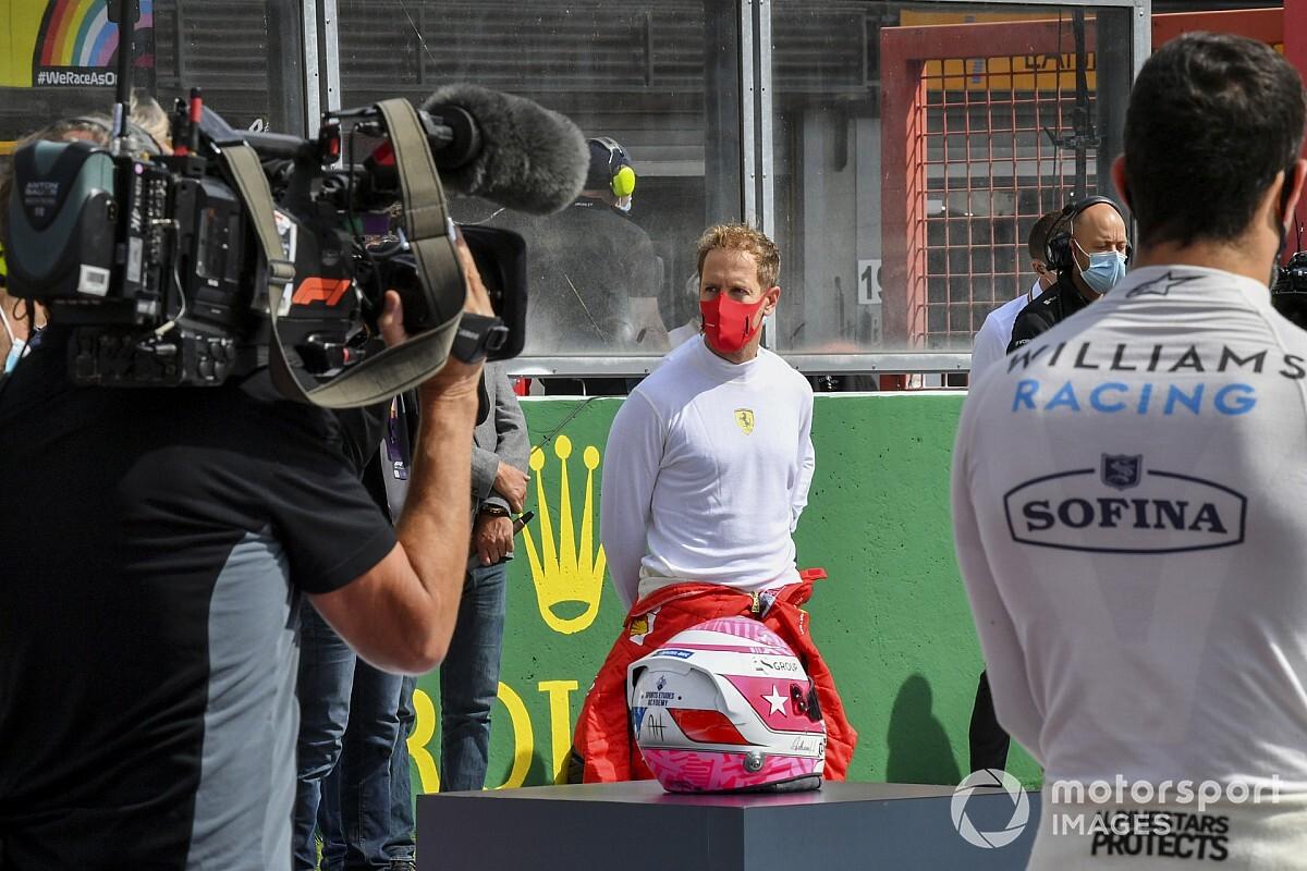 Vettel no ve claro que la F1 siga existiendo dentro 10 años