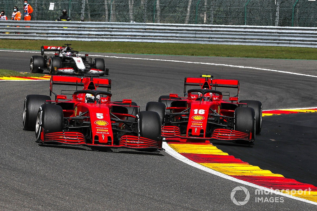 "Ferrari asks for ""patience"" as recovery could take years"