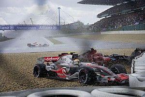 La lluvia y frío en Nürburgring que puede dejar una carrera loca