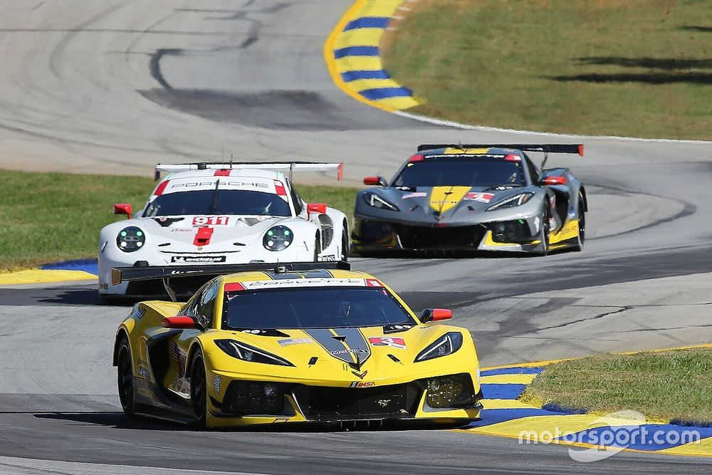"""Corvette's Garcia: """"If this is a bad result, I'll take it"""""""