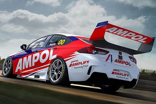 Triple Eight signs Holden replacement