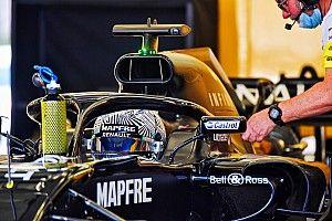 Alonso, otros 500 km 'divertidos' de test con Renault F1